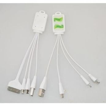 Picture of PLASTIC MULTI-CABLE POWER ADAPTOR