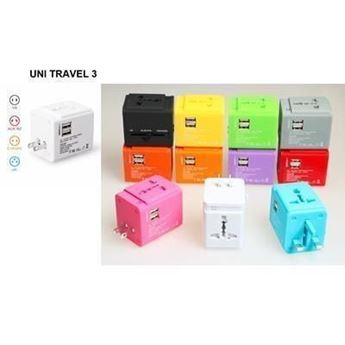 Picture of UNIVERSAL TRAVEL ADAPTOR 3