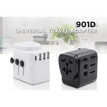 Picture of UNIVERSAL TRAVEL PLUG 901D-FU.